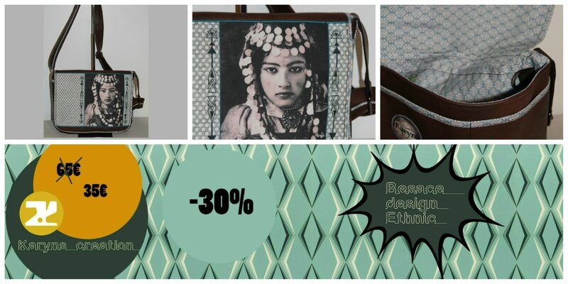 besace design ethnic soldes karyns creation