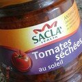 TERRILLETTE de THON aux TOMATES SECHEES