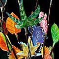 Branches d'automnes