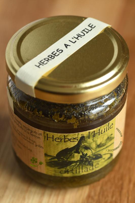 Herbes à l'huile, ortillade