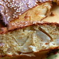 Cake allg sans gluten artichaut - cerfeuil - ssame 