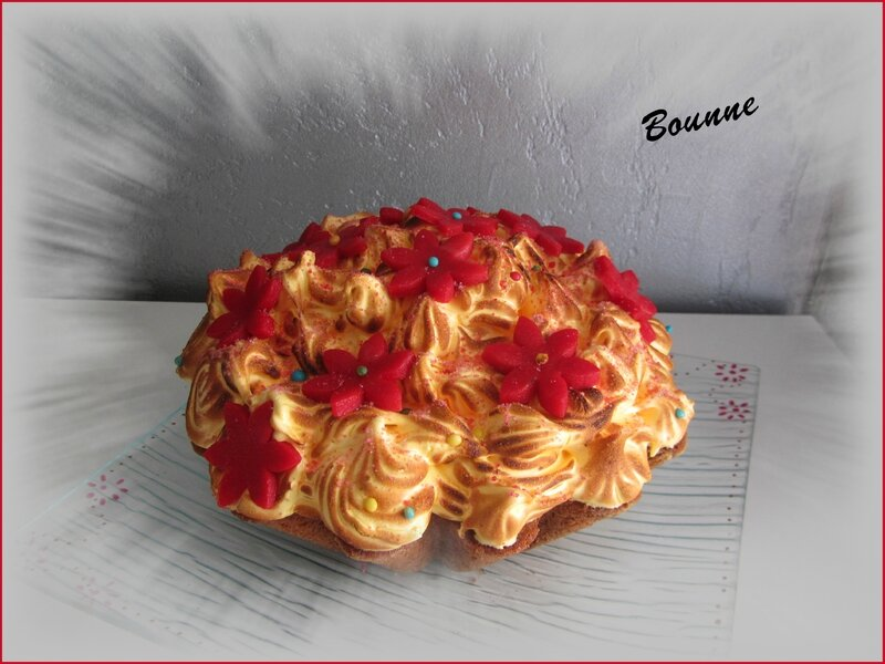 gros cupcake girly au citron meringué (2)