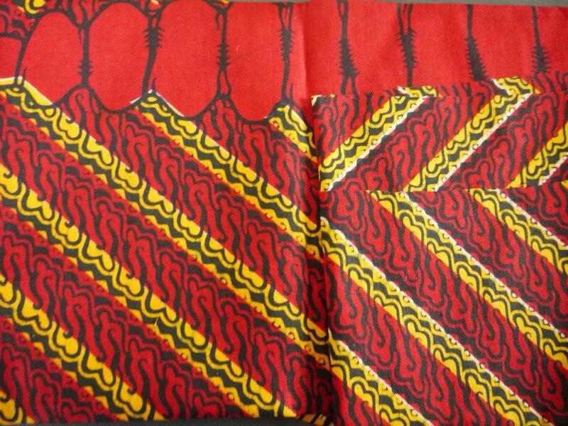 Tissu africain 9