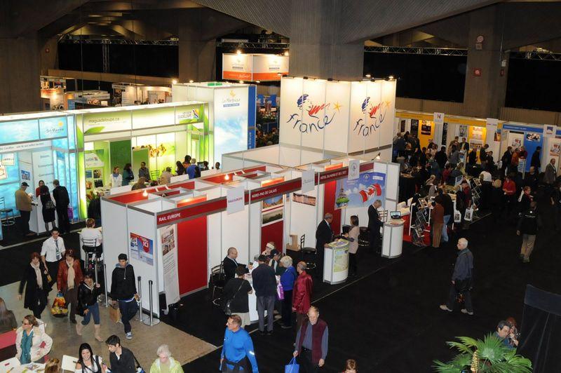 Salon international du tourisme et du voyage montr al for Salon du canada