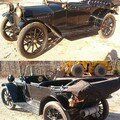 HUPMOBILE - H touring - 1912