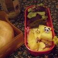 Bento cake au thé vert et nouvelle boîte