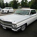 Cadillac coupe de ville hardtop-1964