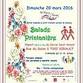 Balade printaniere 2016