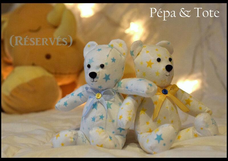 Pépa et Tote