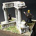 Boromir et Frodon à Amon Hen PICT6853