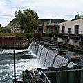 Le barrage de poses