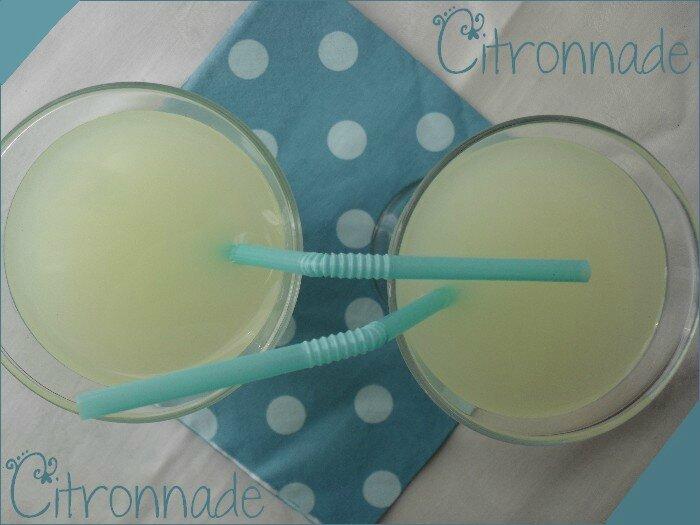 citronnade tunisienne - 1