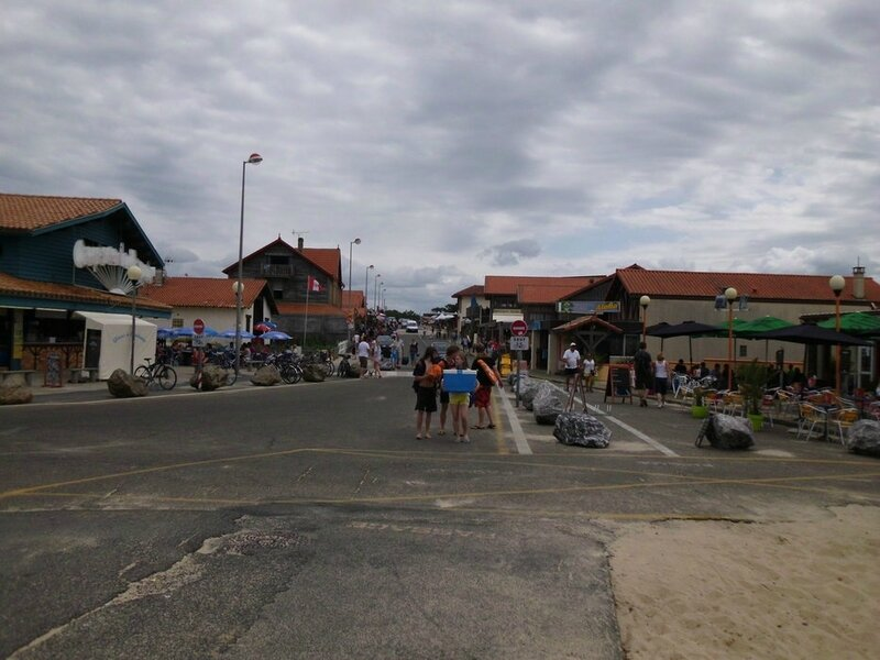 Photo-Biscarosse-plage-côté nord-Tatoo