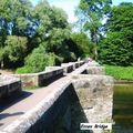 Essex Bridge - Shugborough