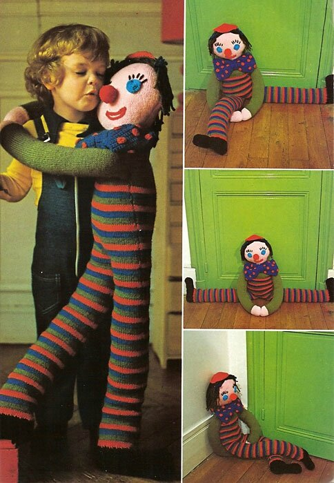 lifesize_clown_toy
