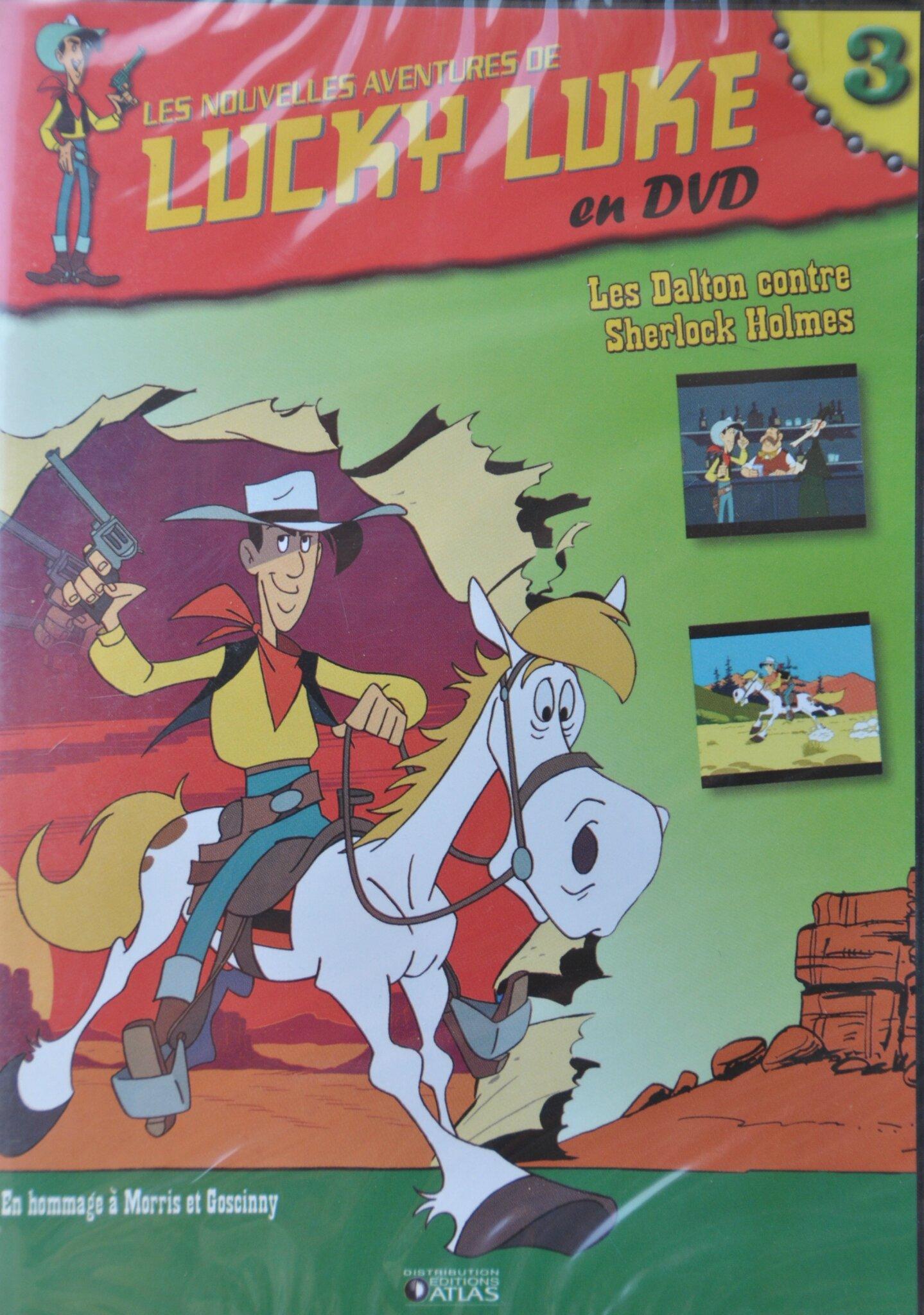 DVD Lucky luke