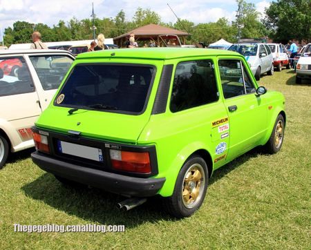 Autobianchi A112 de 1982 (Retro Meus Auto Madine 2012) 02