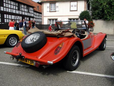 GRIFFON 110 Roadster 1975 Lipsheim Retro 2010 2
