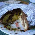 2009 08 18 Gâteau marbré fait par Cyril Treveys