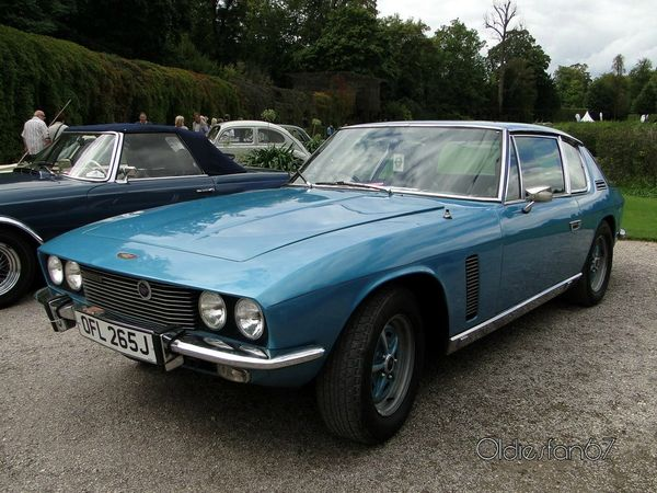 jensen interceptor II 1969 1971 a