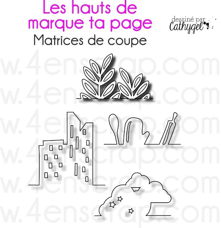 Image Les hauts de Marque ta page M95