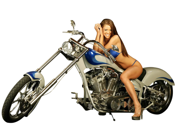 hot_harley_girl_render
