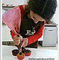 atelier cupcakes enfants nimes Avril 2015 3