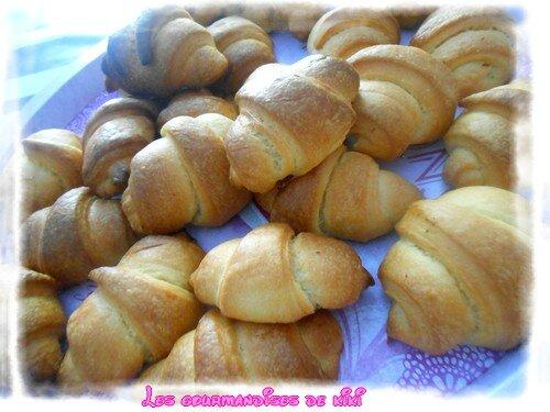 Minis croissants express