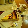 Chez Michel ! ? Cheesecake délicieux !