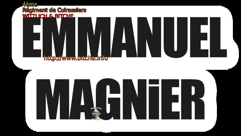 MAGNiER EMMANUEL