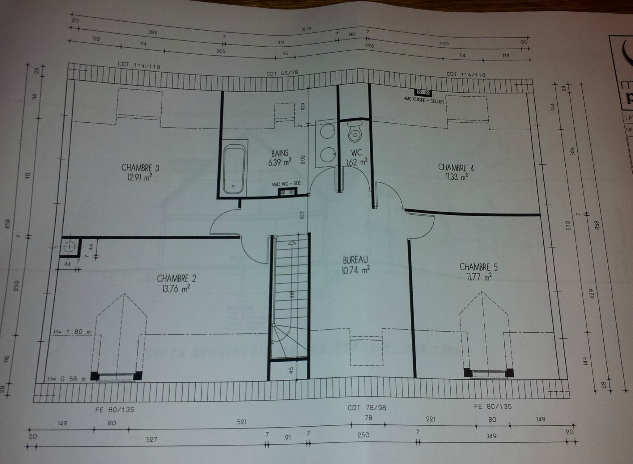 Plans maison phenix for Maison phenix tarif