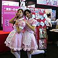 Filles de la Japan Expo 2011