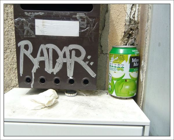 graffiti radar