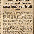 29 vendredi 4 octobre 1940