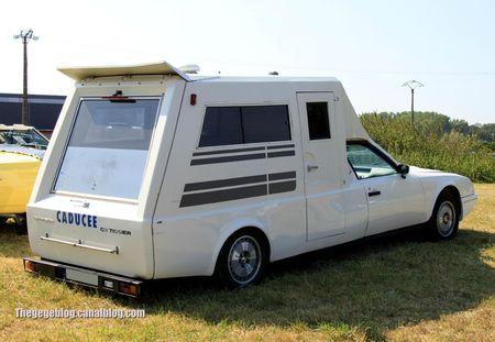 Citroen CX Tissier (Auto Retro nord Alsace Betschdorf) 03