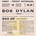1991-01-30 Bob Dylan-Gramham Parker