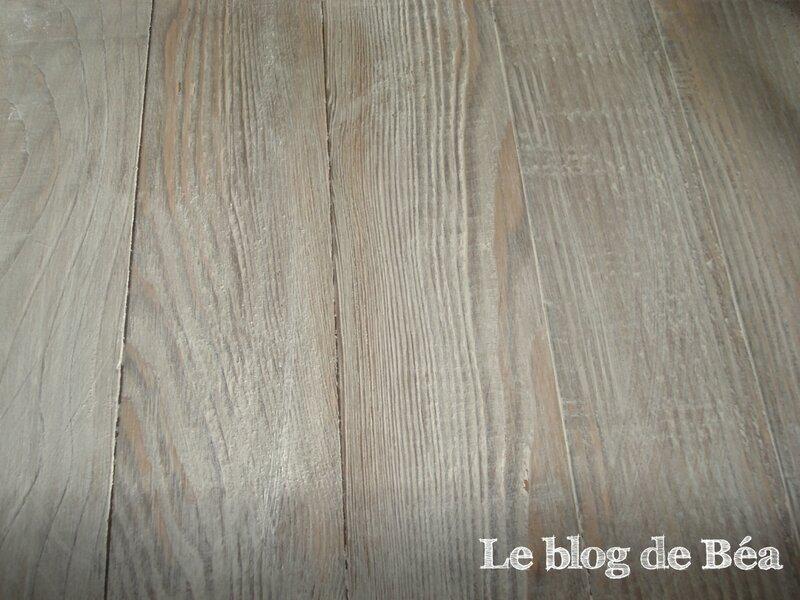 DIY plateau en bois de palette Le blog de Béa # Vieillir Bois De Palette