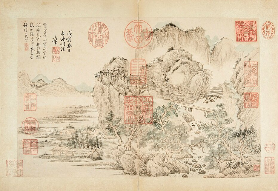 Bonhams Hong Kong Fine Chinese Paintings Spring Sale 2015 achieves over HK$700 million
