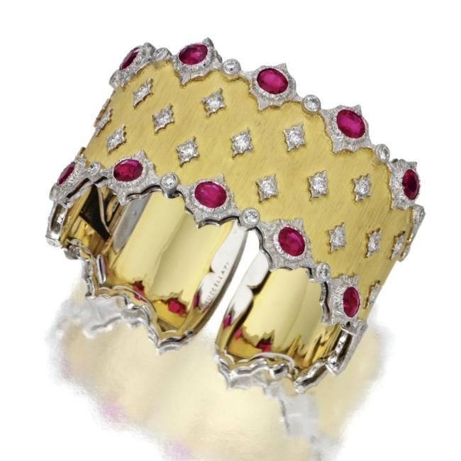 Buccellati Jewelry Sotheby S Magnificent Jewels 20 Apr