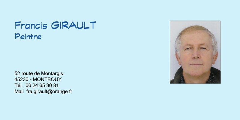 Girault Francis