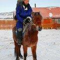 Les derniers 48 kms a cheval pour Vidian