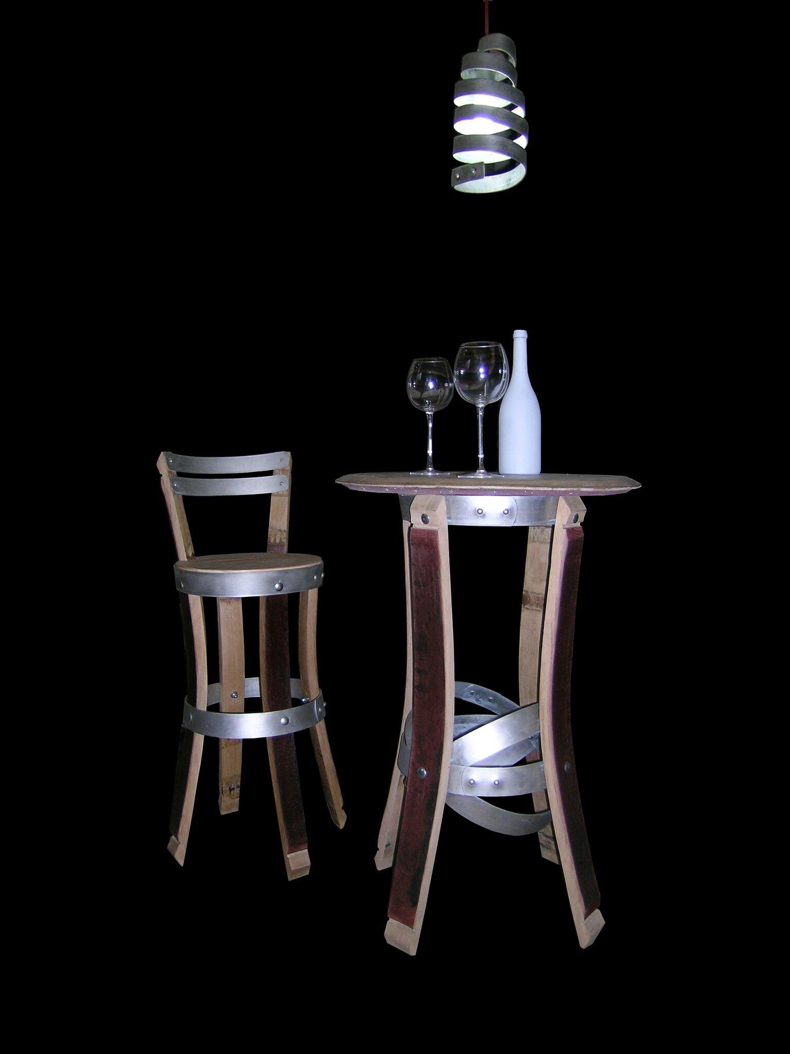 tabourets et chaises haute, realisations artisanales - douelledereve - Chaises Hautes De Bar