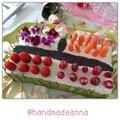 Gâteau salé ou le jardin de ma maman #bataille food 24