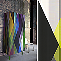Colors ❤ geometric fever ❘ déco, mode, design, △, ▼ ..