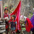 gamins des montagnes Nepal 269