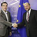Syriza et alexis tsipras, opposition contrôlée à la botte des globalistes