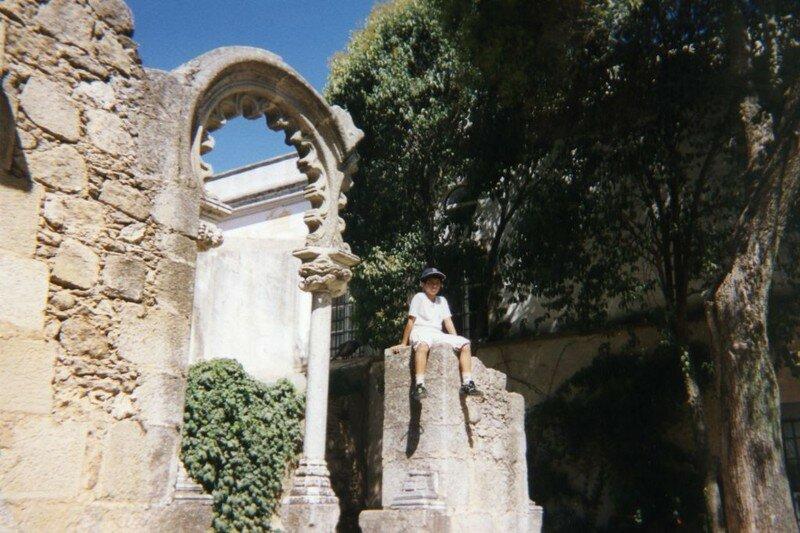 Evora Ruines pal
