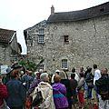 la Cour des Dames à Charroux