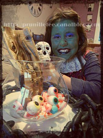 prunille halloween