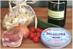 ingredients de la recette